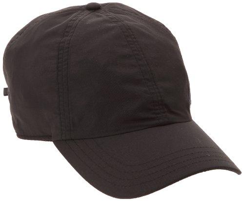 Vaude Unisex Kappe Supplex, Black, One size, 1122