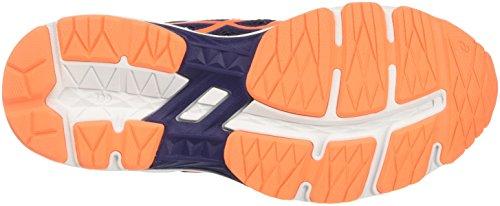 Asics Unisex-Kinder Gt-1000 5 Ps Turnschuhe Blau (Indigo Blue/hot Orange/thunder Blue)