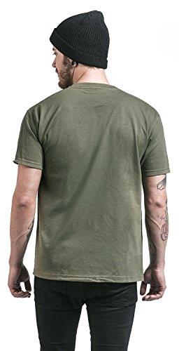 Minions Kyle T-Shirt oliv Oliv