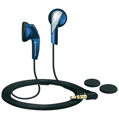 Sennheiser 505435 In-Ear Micro-Kopfhoerer, blau thumbnail
