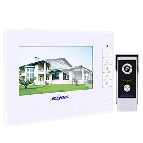 Ben-gi 7inch TFT LCD Video Intercom-Tür-Telefon-System Wired