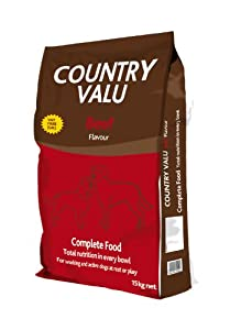 Country Value Beef Complete Dry Dog Food 15 kg