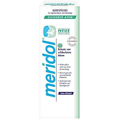 Meridol bocca risciacquo, antibatterico - 400 ml