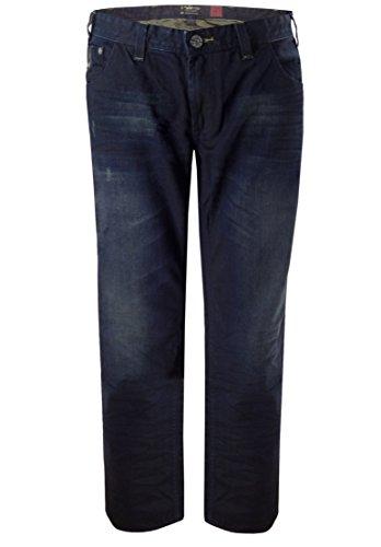 Replika -  Jeans  - Uomo Black Used Wash 50