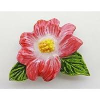 Dipinte, con rosa, fiori, Ø AP136BM Refrigerator