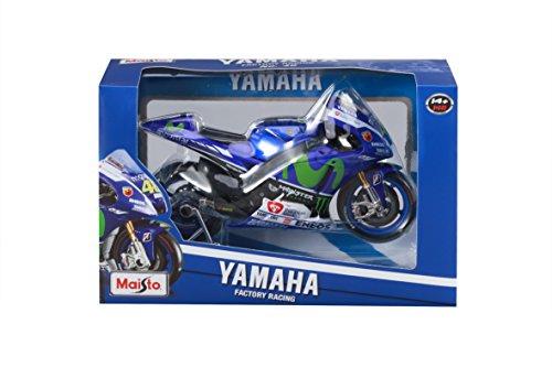 Yamaha 1:10 MotoGP Rossi, heliobil per moto, MotoGP, 31407