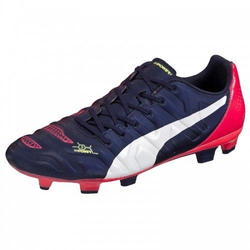 Puma Evopower 3-2 Fg, Chaussures de football homme blue