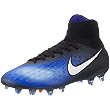 2eabe25fb1c6 Nike Herren Fußballschuhe Magista Orden II (FG) Firm-Ground Football Boot  Schwarz