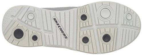 Moda Barata Salida 2018 Skechers da uomo Doren-Fraser Casual Scarpe Gray Comprar El Mejor Barato Venta 100% Auténtico Descuento Salida ySGslfm