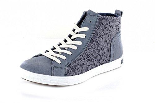 Supremo2726305 8 - Pantofole a Stivaletto Donna Blu