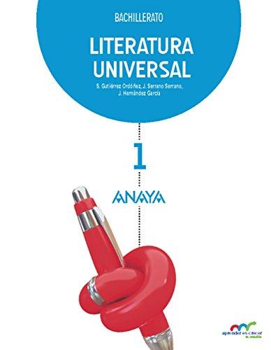 Literatura universal 1 (aprender es crecer en conexión)