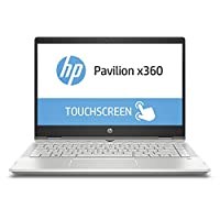 HP Pavilion x360 14-cd0002ne 2-in-1 Laptop - Intel Core i5-8250u, 14-Inch Touch, 1TB + 128GB, 8GB, 2GB VGA-GeForce MX130, Eng-Arb-KB, Windows 10, Gray