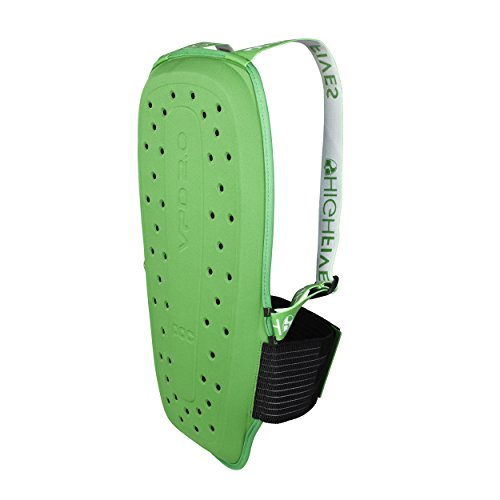 POC Spine VPD 2.0 Back High Fives - Protección espalda unisex, color verde (thallium green), talla L