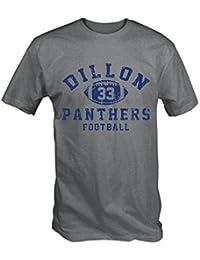 Dillon Panthers 33 T Shirt ( Grey S - XXL )