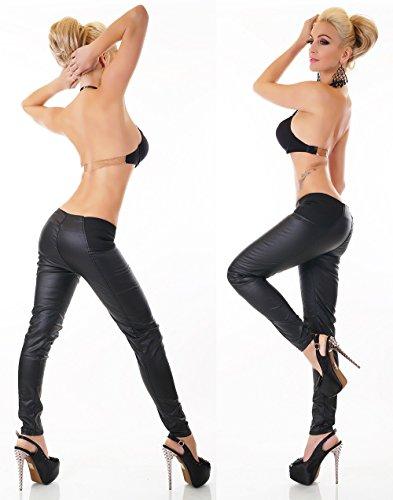 Fashion -  Jeans  - Donna Nero