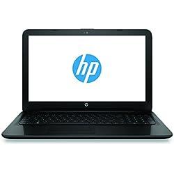 1 de HP 15-ay000ns -Ordenador Portátil de 15.6 HD (Intel Celeron N3060, 4 GB RAM, 500 GB HDD, Intel HD Graphics 520, Windows 10); Negro Jack - Teclado ...