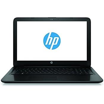 HP 15-ay000ns -Ordenador Portátil de 15.6'' HD (Intel Celeron N3060, 4 GB RAM, 500 GB HDD, Intel HD Graphics 520, Windows 10); Negro Jack - Teclado QWERTY español
