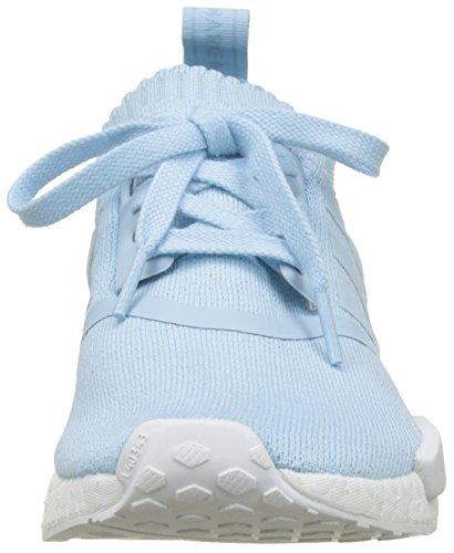 adidas Damen NMD_r1 W PK Fitnessschuhe, Grün Blau (Ice Blue/ice Blue/footwear White)