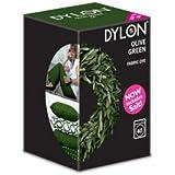 Dylon Machine Colorant 350g Vert Olive, Sel Inclus! Remise en vrac Disponible (1)