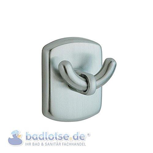 Smedbo Cabin Doppelter Badetuchhaken Art.CS356 - Cabin Handtuchhaken