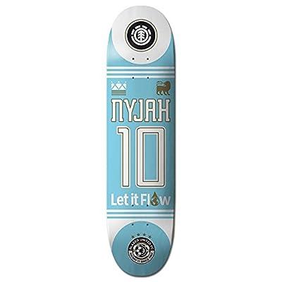 "Element Skateboard Deck Blazed Nyjah 8"" Skate Deck"