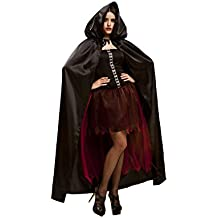 My Other Me - Capa para chica, talla única, color negro (Viving Costumes MOM01958)