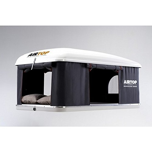 ZELT AUTODACHZELT CAMPING DACHZELT OFFROAD-SUVS AIR TOP MEDIUM CARBON ATC/02