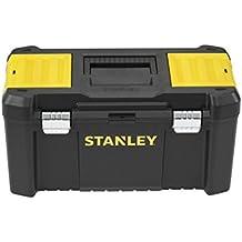 """Stanley STST1-75521 - Caja de herramientas de plastico 19""""/48cm con cierres de metal"""