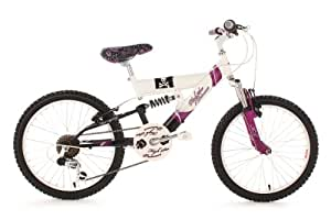 VTT enfant 20'' High Sea Princess rose TC 30 cm KS Cycling
