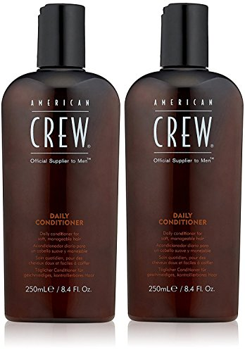 2 unidades American Crew Classic Daily Conditioner