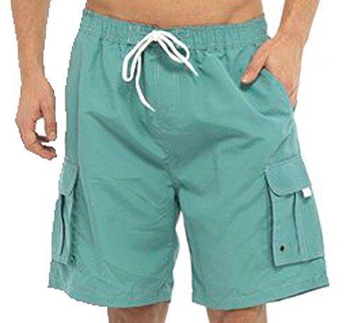 Tom Franks -  Pantaloncini sportivi  - Uomo Menta