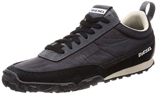Diesel s-pagodha low, scarpe da ginnastica basse uomo, nero (t8013 t8013), 45 eu