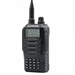 QuanSheng TG-UV2 Bande double Portable Radio, EU