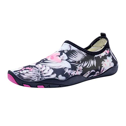 Sommer Couple Wading Shoes Badeschuhe Wasserschuhe Strandschuhe Wasserdicht Schnell Trocknend Slip On Breathable Sport Diving Shoes Casual Flat Beach Shoes Water Shoe