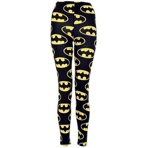 FASHION BOUTIQUE - mallas para mujer diseño de celebridad completamente de Batman