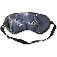 Sleep Eye Mask Fantasy Abstract Earth Lightweight Soft Blindfold Adjustable Head Strap Eyeshade Travel Eyepatch E9 preisvergleich bei billige-tabletten.eu