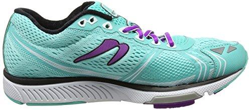 newtonrunning Damen Women's Motion Vi Running Shoe Laufschuhe Türkis (Turquoise/lavender)