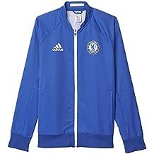 adidas CFC Anth Jkt Wo - Chaqueta Chelsea FC para Hombre ca739bf621d50