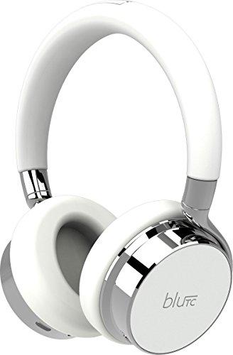 Imperial 22-9031-00 bluTC Over-Ear Kopfhörer (Bluetooth 4.0, Aux-In, Sensitivity: 93dB) weiß