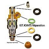 Kit joints réparation injecteur 205 309 GTI -1.9 - 1.6 (Lot de 4 KITS)
