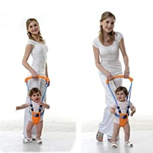 Souked Baby Learning Walker Assistant Trainer Gear Safety Harness Belt Rein