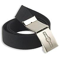 Alexandra tungsteno stc-tn004bk-r cinturón, Plain, 91% poliéster/9% elastodiene, tamaño: One, negro
