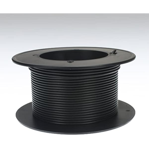 Kabel 1 5 Qmm Schwarz 25m Litze Leitung Fahrzeug Auto Auto