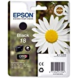Original Genuine EPSON Black Daisy Ink Cartridge For Expression Home XP-102 XP-202 XP-205 XP-30 XP-302 XP-305 XP-402 XP-405 Inkjet Printers. Free Delivery & VAT receipt with every order!