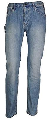 Armani Jeans Men`s - S8N6J45 6DLQZ - Denim Indaco