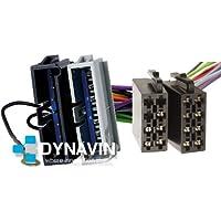 ISO-CHY.1990 - Conector iso universal para instalar radios en Chrysler, Dodge y Jeep.