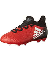 adidas X 16.1 Fg, Zapatillas de Fútbol Unisex Niños