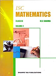 ISC Mathematics Class XI (Volume-I and Volume-II)