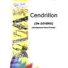 Partitions classique ROBERT MARTIN LIVINGSTONE J., MACL D., HOFFMAN A. - PROUST P. - CENDRILLON (WALT DISNEY) Cor