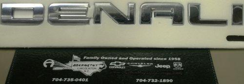 2007–2013GMC Denali chrom Emblem von GM 20930232 (2011 Yukon Denali)